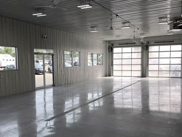 Interior View of New Construction - View 1