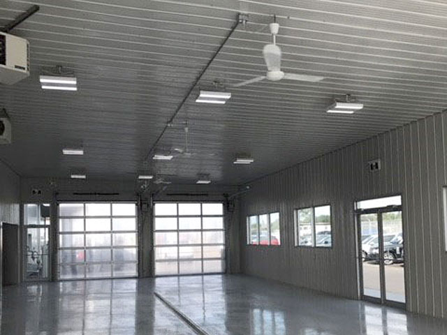 Interior View of New Construction - View 4